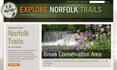 norfolk trails site